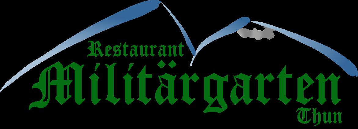 Logo Restaurant Militärgarten Thun